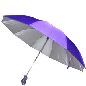 Mono Color Umbrella with WaterLok Mechanism