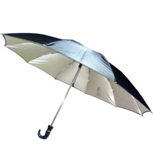 Black Umbrella with WaterLok Mechanism