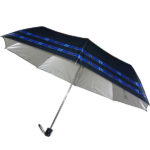 Black Umbrella with Thick Border