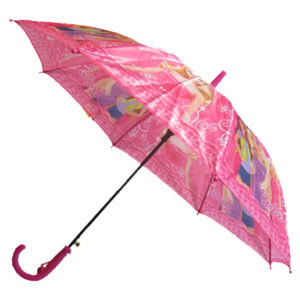 Multicolor Printed Umbrella