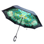 Reversible Car Umbrella – Printed