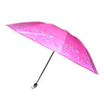 Reversible Umbrella (Flower Print)